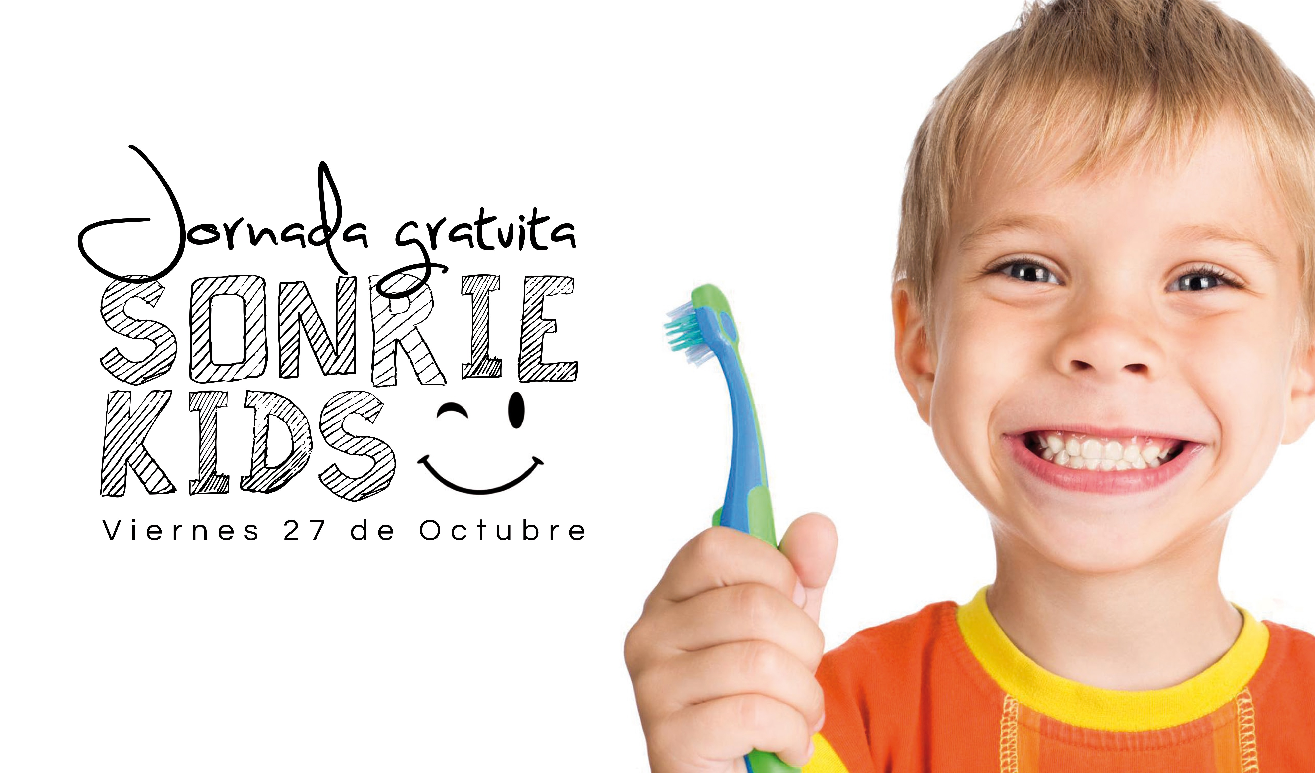 Jornada KIDS este próximo Viernes 27 de Octubre