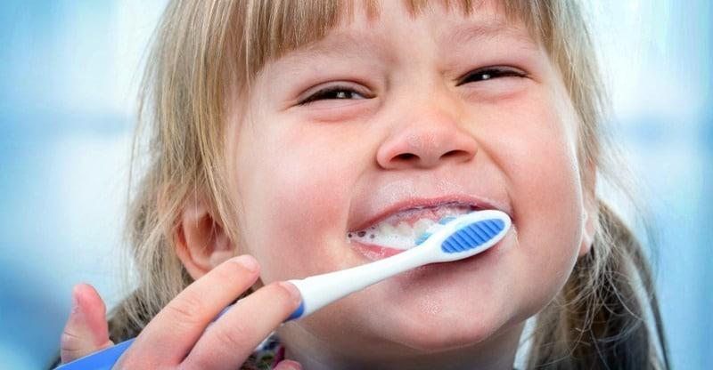 La fluorización dental